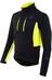 PEARL iZUMi ELITE Escape Softshell Jacket Men Black/Screaming Yellow